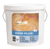 SYNTEKO WOOD FILLER шпаклёвка для паркета 5л
